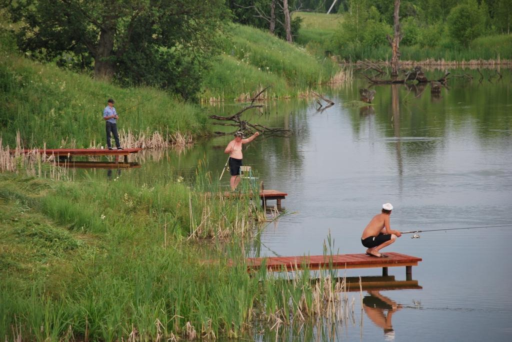 рыбалка в районе андреевки