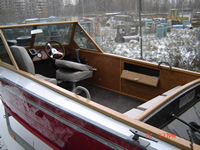 тюнинг катера Прогресс - 4
